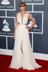 Taylor Swift Grammys 2013- J. Mendel