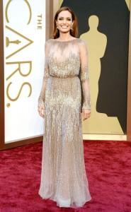 Angelina Jolie- Elie Saab Haute Couture