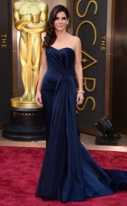 Sandra Bullock- Alexander McQueen