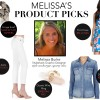 Melissa Product Picks