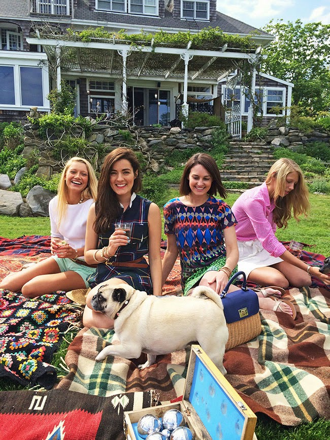 Picnic with Pug small