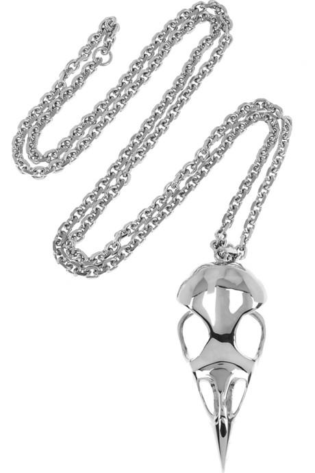 Alexander-McQueen-Bird-skull-necklace