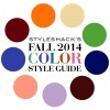 Fall Color Guide