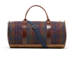 byers duffel plaid