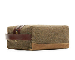crosby shoebag herringbone