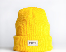 woven cuf yellow