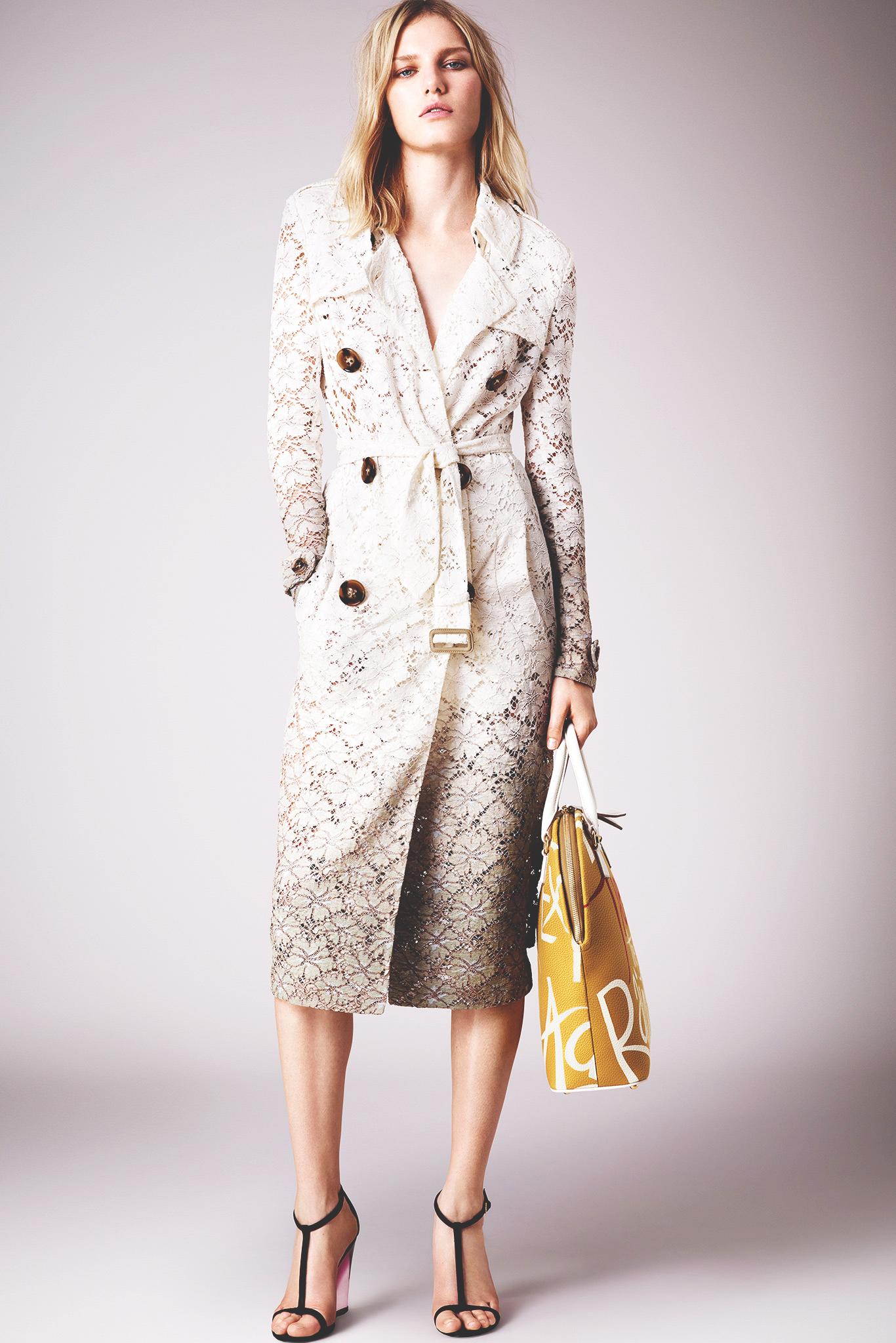 Burberry Prorsum Resort 2015 via Style.com