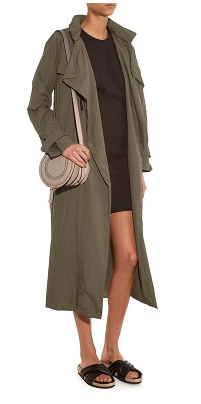 Isabel Marant Trench from Tender via Styleshack. Click to purchase!