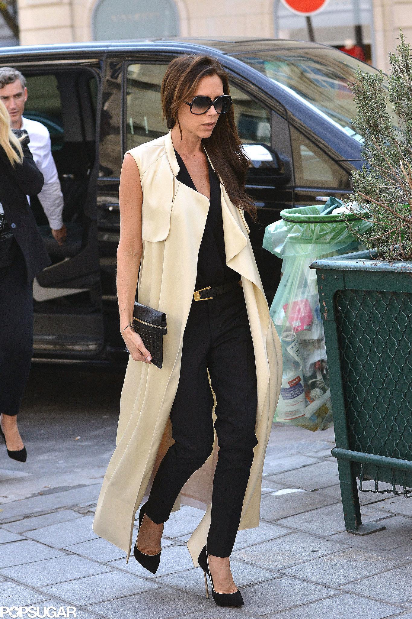 Victoria Beckham via PopSugar