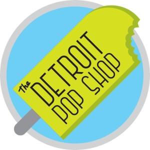 Detroit Pop Shop Logo