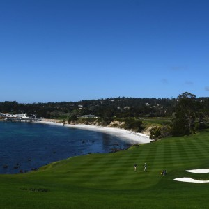 pebble beach CA